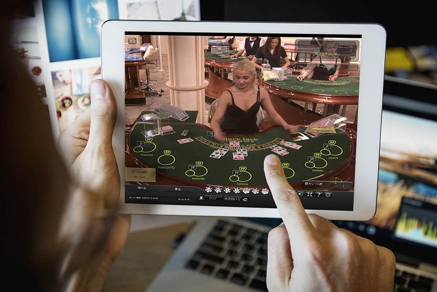 オンラインカジノは、スリリングに楽しめる