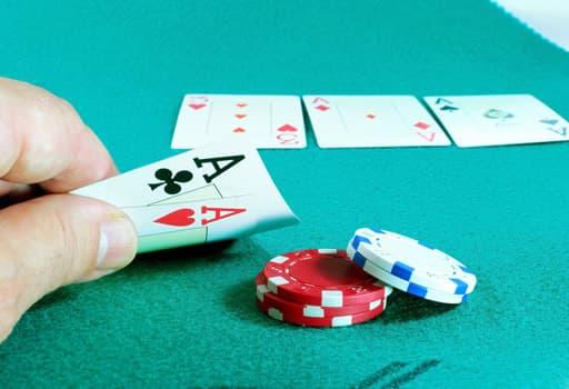ブラックジャックのトランプカードの数え方とは?