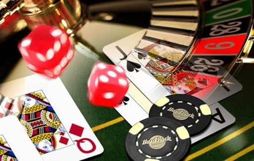 オンラインカジノには様々なゲームがある
